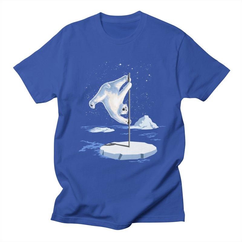 North Pole Dancer Women's Unisex T-Shirt by silenTOP Artist Shop
