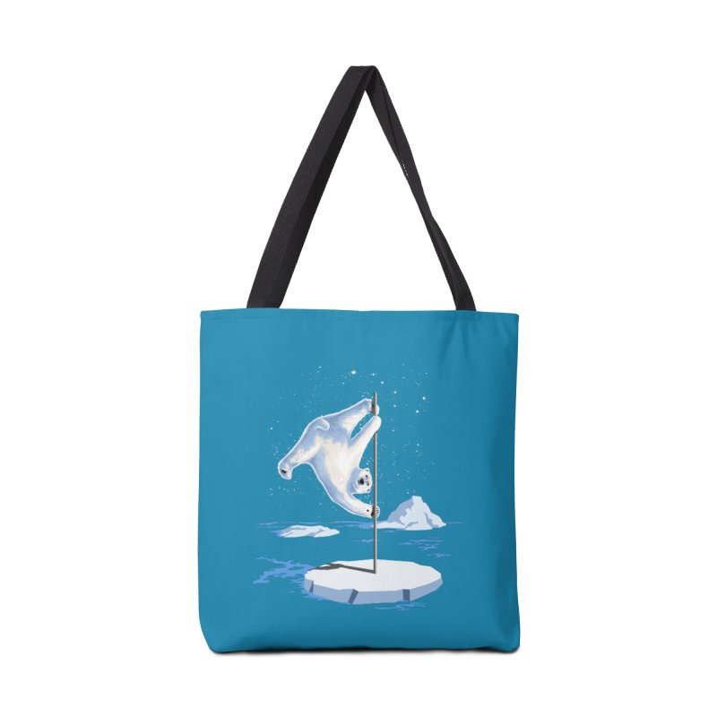 North Pole Dancer Accessories Bag by silenTOP Artist Shop