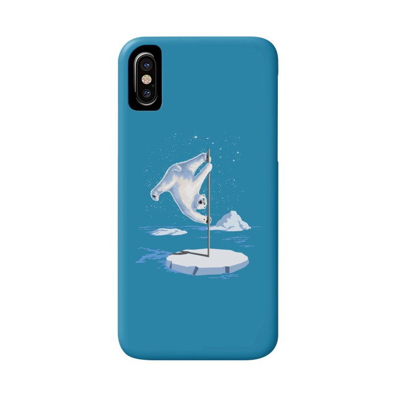 North Pole Dancer Accessories Phone Case by silenTOP Artist Shop