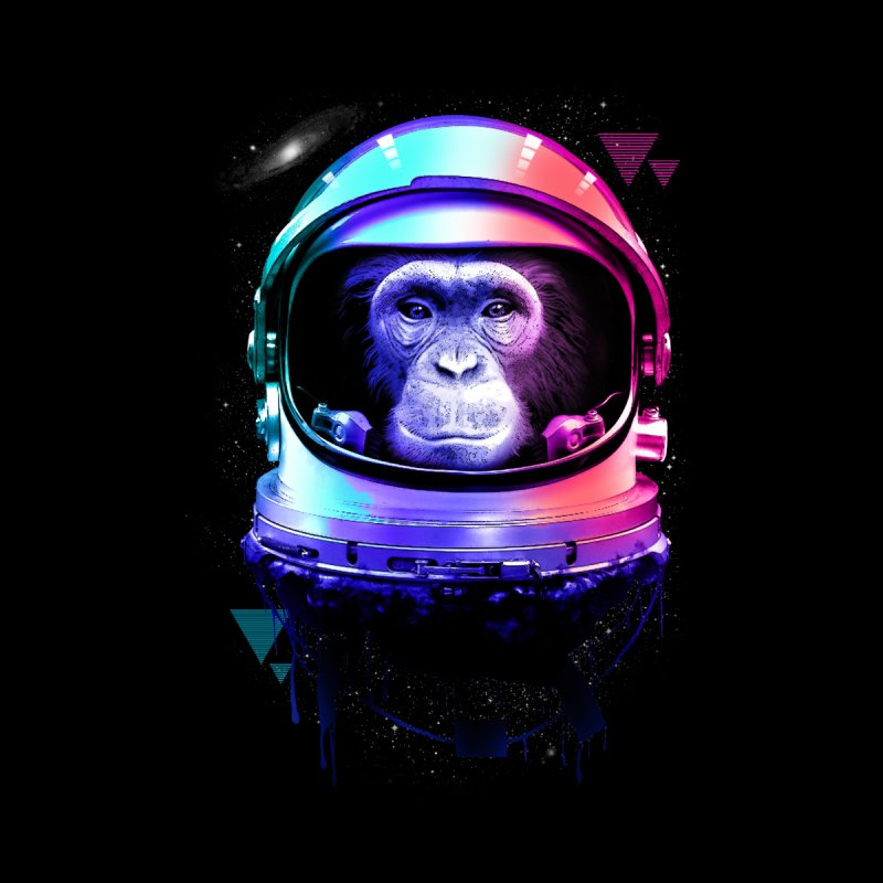 Apestronaut None  by silentOp's Artist Shop