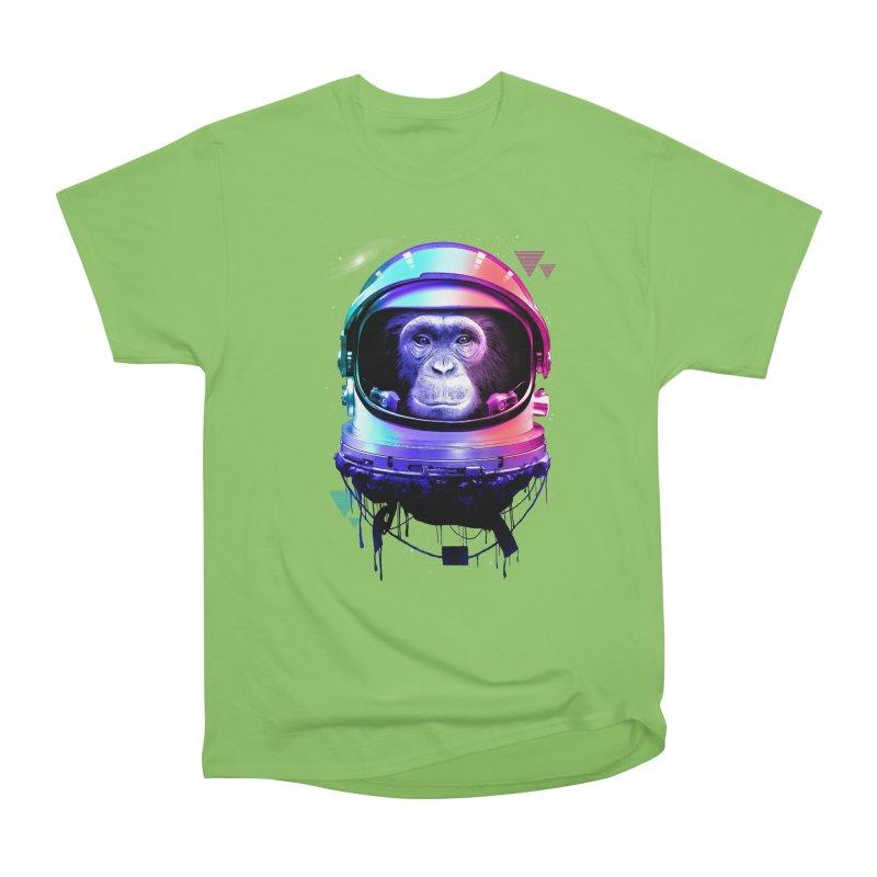 Apestronaut Men's Heavyweight T-Shirt by silenTOP Artist Shop