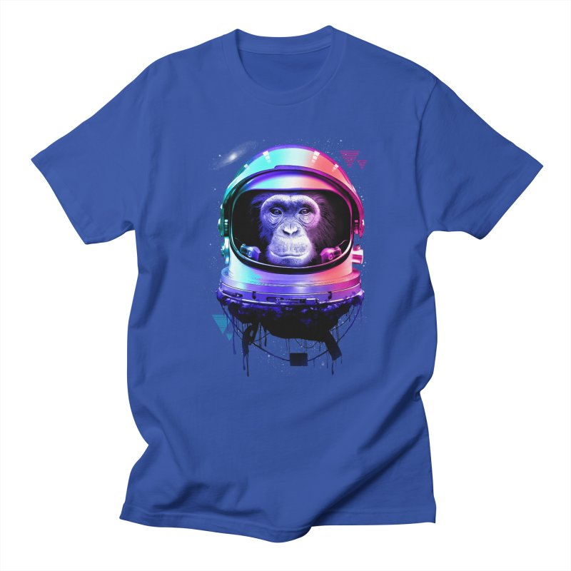 Apestronaut Women's Regular Unisex T-Shirt by silenTOP Artist Shop