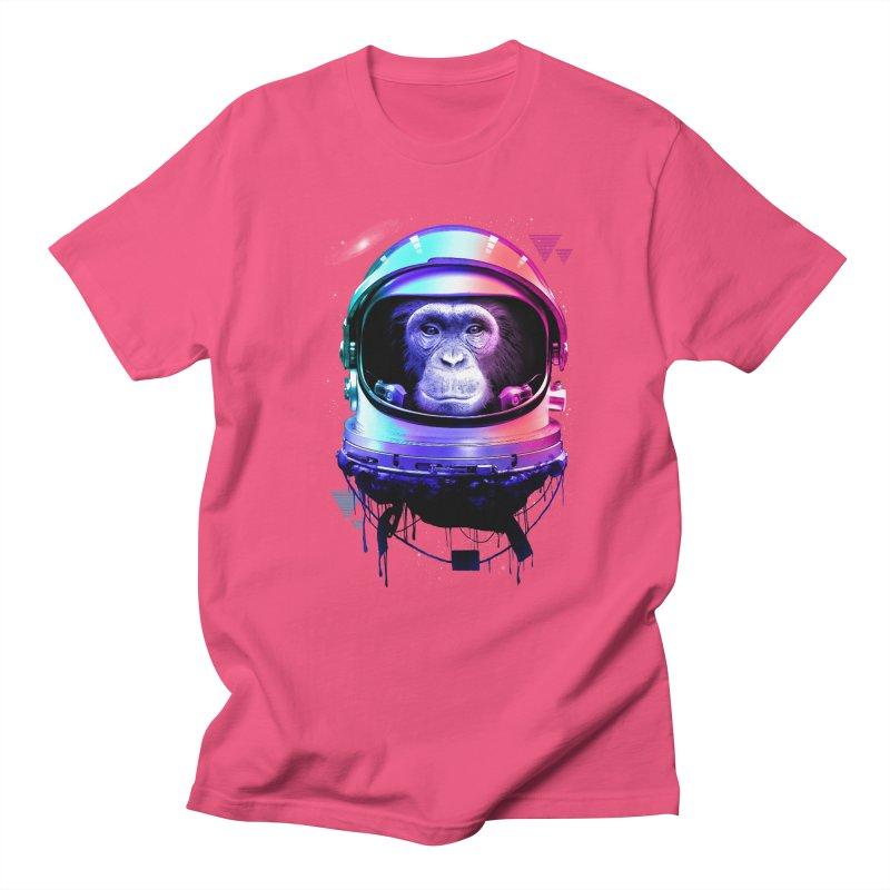 Apestronaut Women's Regular Unisex T-Shirt by silenTOP Artist Shop