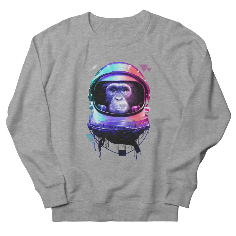 Apestronaut Women's Sweatshirt by silenTOP Artist Shop