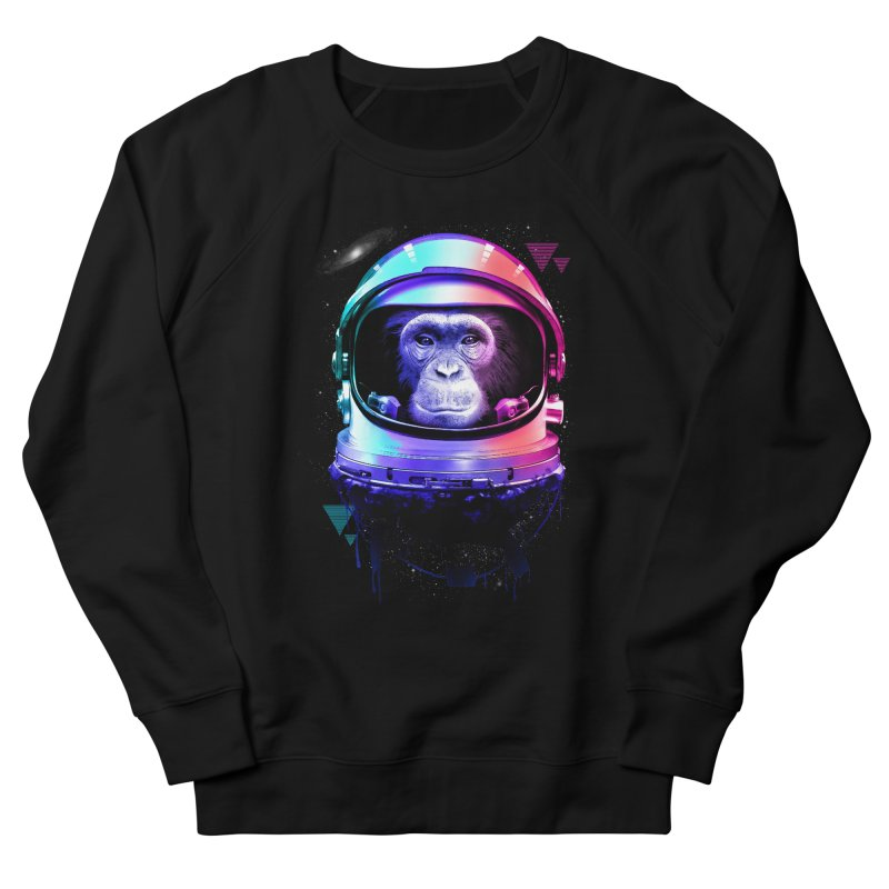 Apestronaut Men's Sweatshirt by silenTOP Artist Shop