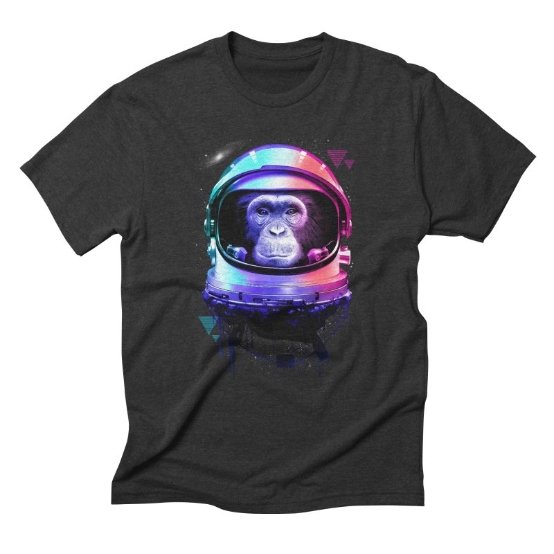 Apestronaut Men's Triblend T-Shirt by silenTOP Artist Shop