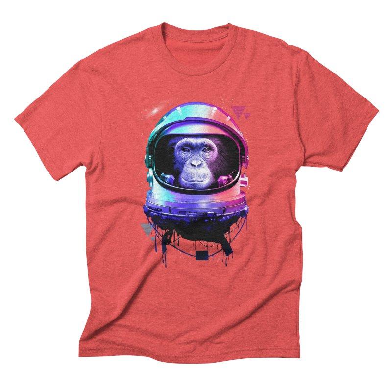Apestronaut Men's Triblend T-Shirt by silenTOP Artist Shop