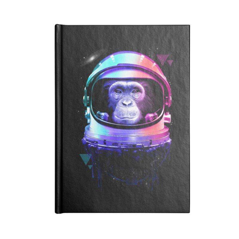 Apestronaut Accessories Notebook by silenTOP Artist Shop
