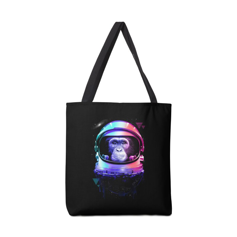 Apestronaut Accessories Bag by silenTOP Artist Shop