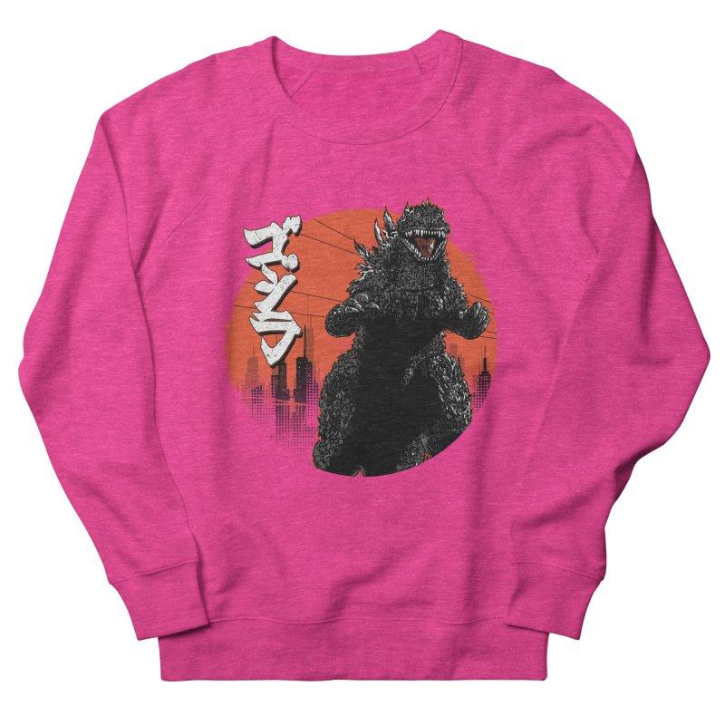KANJIRA Women's French Terry Sweatshirt by silenTOP Artist Shop