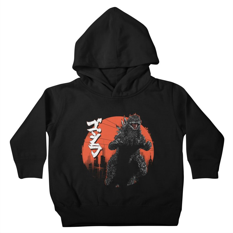 KANJIRA Kids Toddler Pullover Hoody by silenTOP Artist Shop