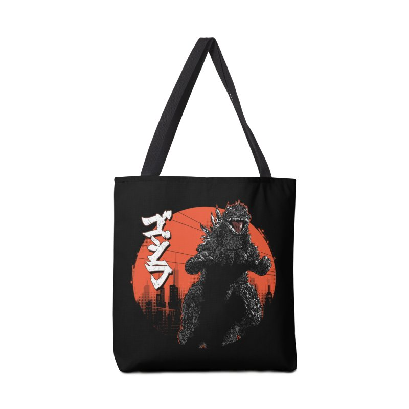 KANJIRA Accessories Tote Bag Bag by silenTOP Artist Shop