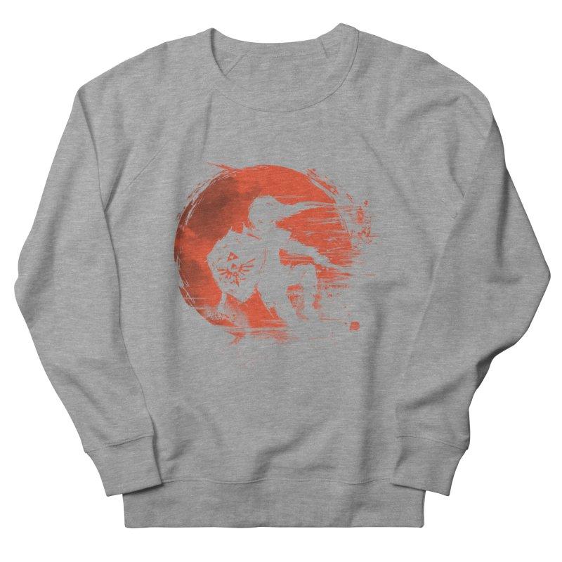 Strokes of Legend Women's French Terry Sweatshirt by silenTOP Artist Shop