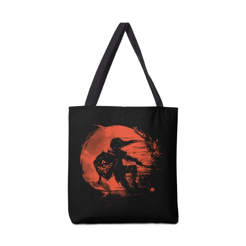 Strokes of Legend Accessories Tote Bag Bag by silenTOP Artist Shop