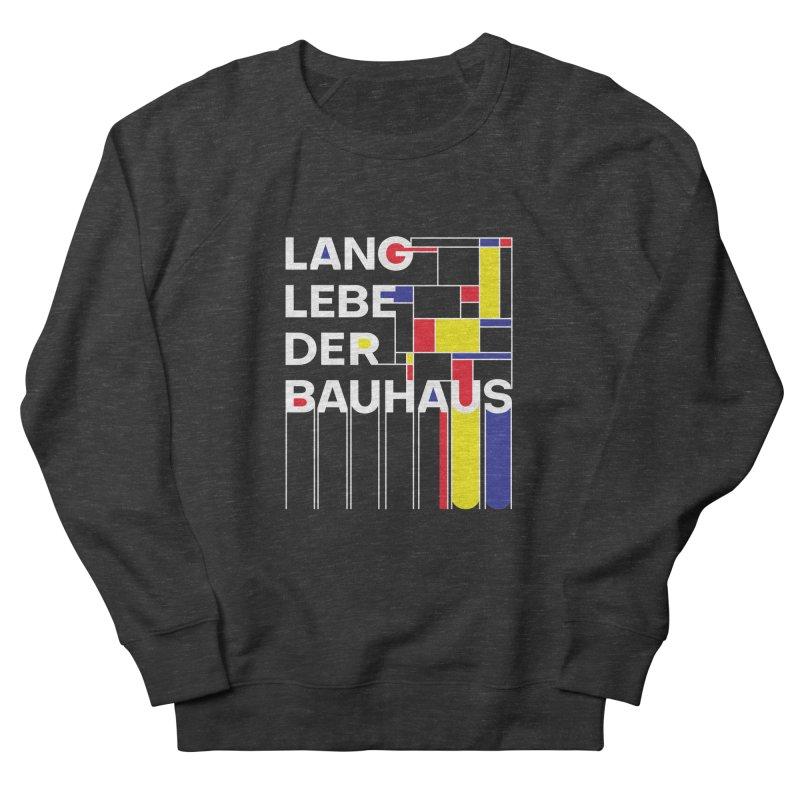 Long live the Bauhaus Women's French Terry Sweatshirt by silenTOP Artist Shop