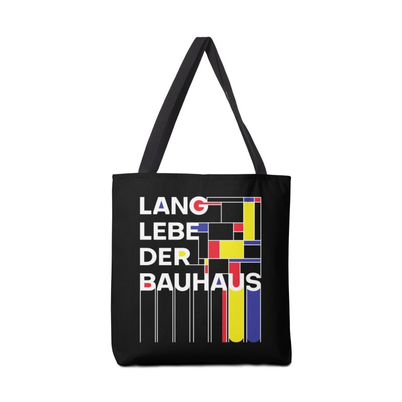 Long live the Bauhaus Accessories Tote Bag Bag by silenTOP Artist Shop
