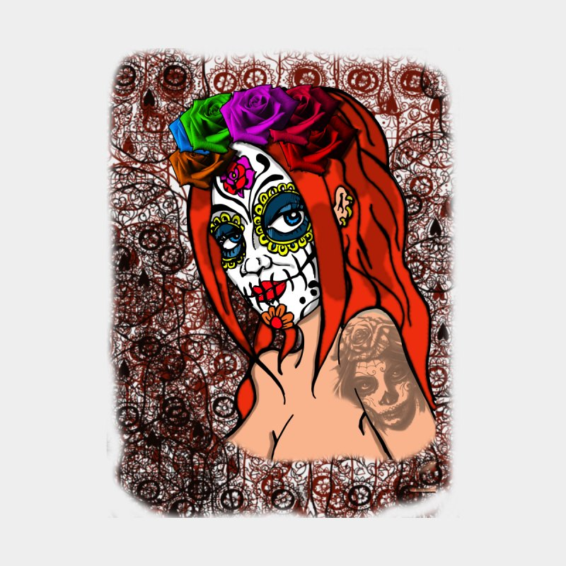 Day of the Dead for Halloween by silentrob668's Artist Shop
