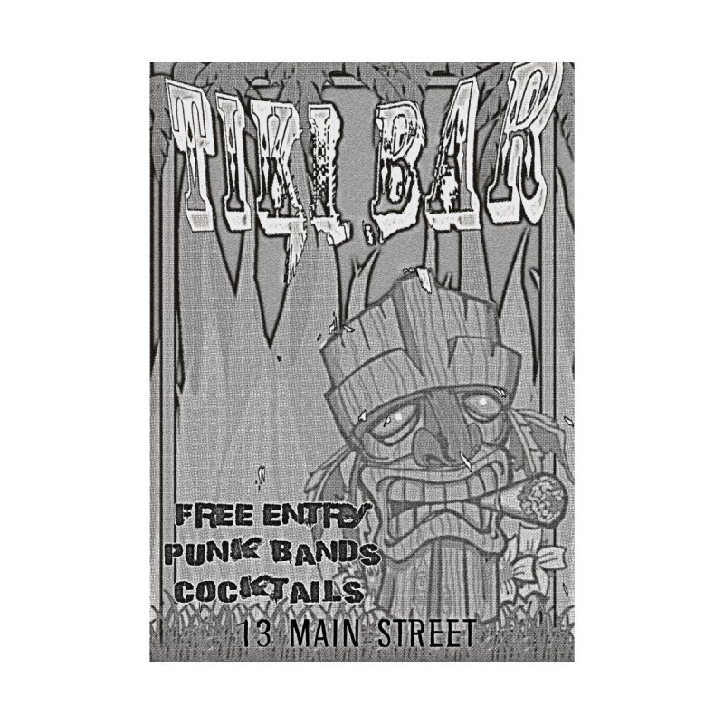 Punk Rock Tiki Bar by silentrob668's Artist Shop