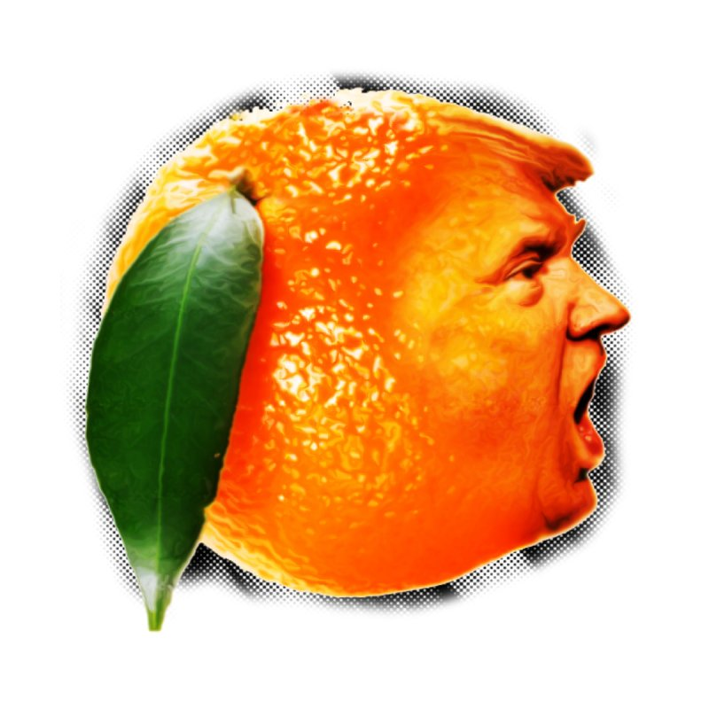 Orange is the New Sadness by silentrob668's Artist Shop