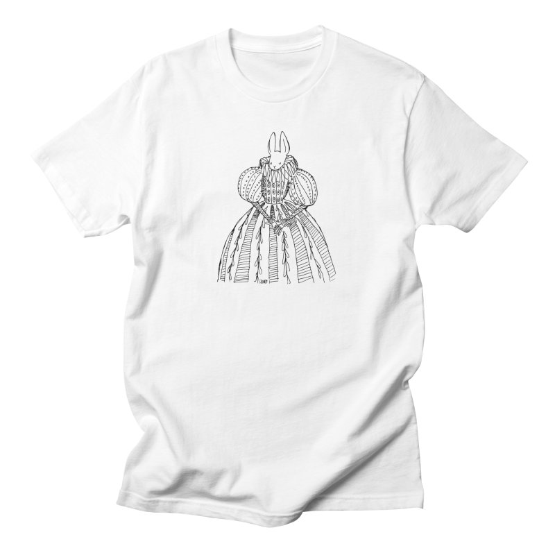 Little Queen Men's T-Shirt by Dreamie's