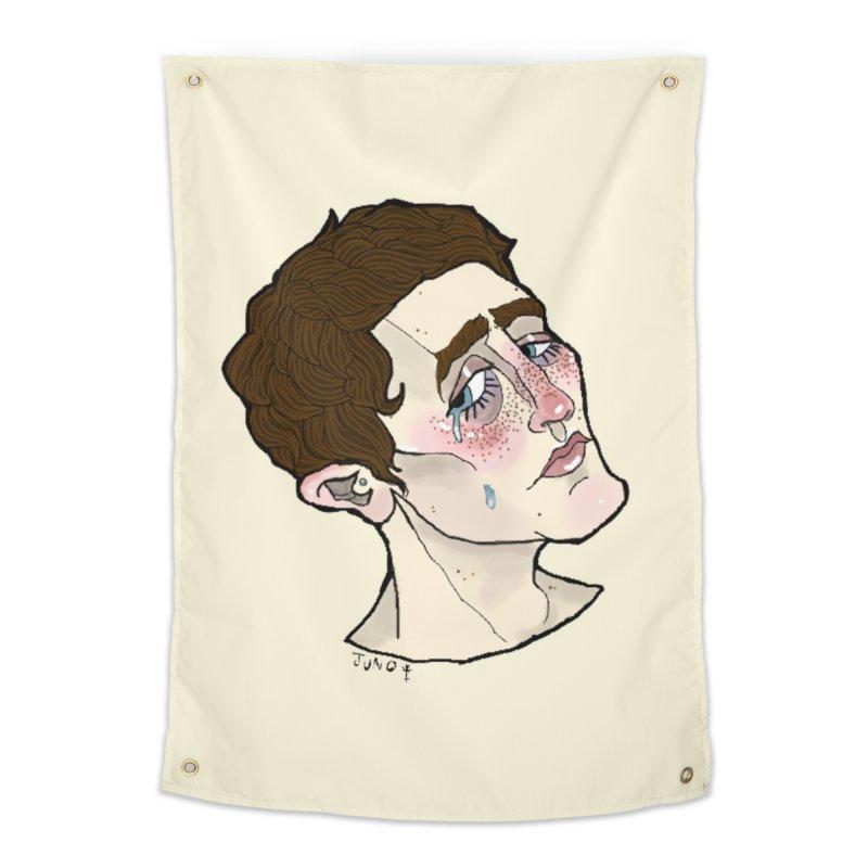 sad.jpg Home Tapestry by Dreamie's