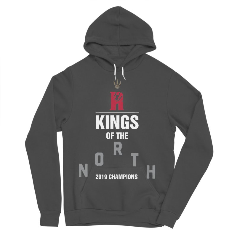 Kings of the NORTH | Champion Edition Women's Sponge Fleece Pullover Hoody by Silli Philli Produktionz
