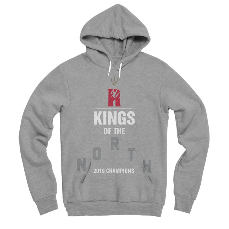 Kings of the NORTH | Champion Edition Men's Sponge Fleece Pullover Hoody by Silli Philli Produktionz