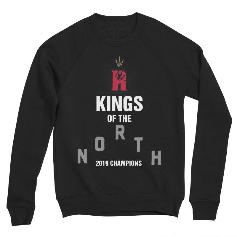 Kings of the NORTH | Champion Edition Men's Sponge Fleece Sweatshirt by Silli Philli Produktionz | Custom Prints