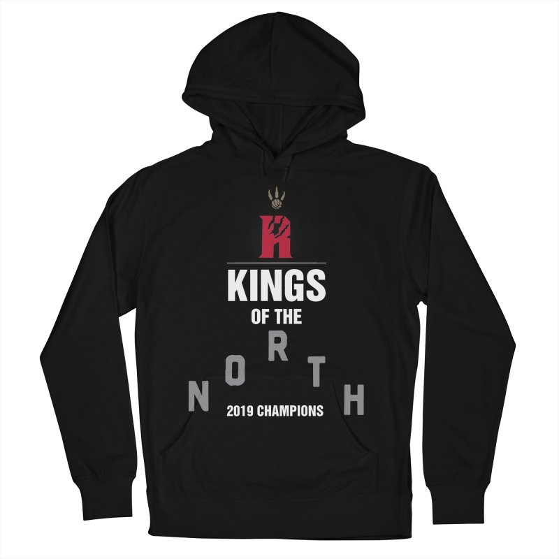 Kings of the NORTH | Champion Edition Men's French Terry Pullover Hoody by Silli Philli Produktionz