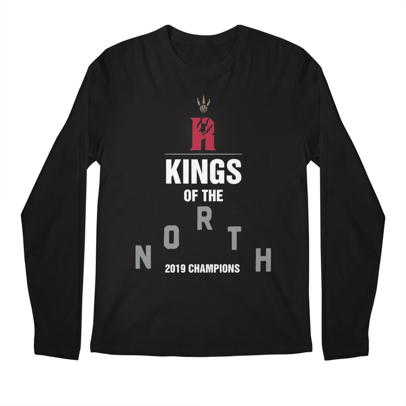 Kings of the NORTH | Champion Edition Men's Regular Longsleeve T-Shirt by Silli Philli Produktionz
