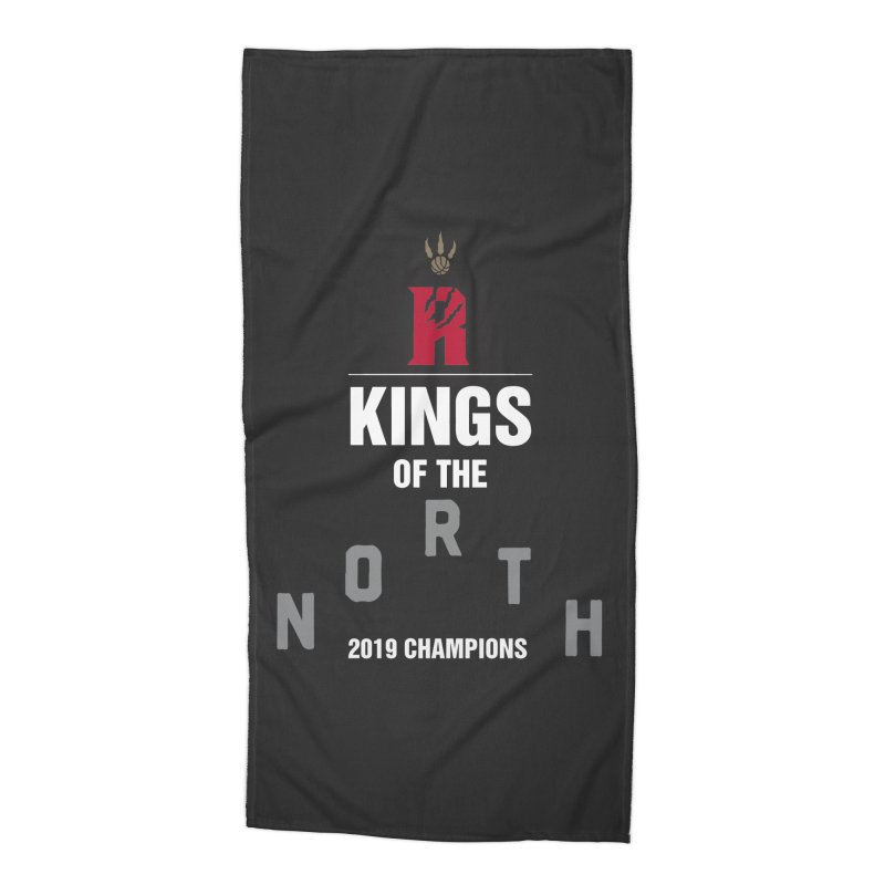 Kings of the NORTH | Champion Edition Accessories Beach Towel by Silli Philli Produktionz