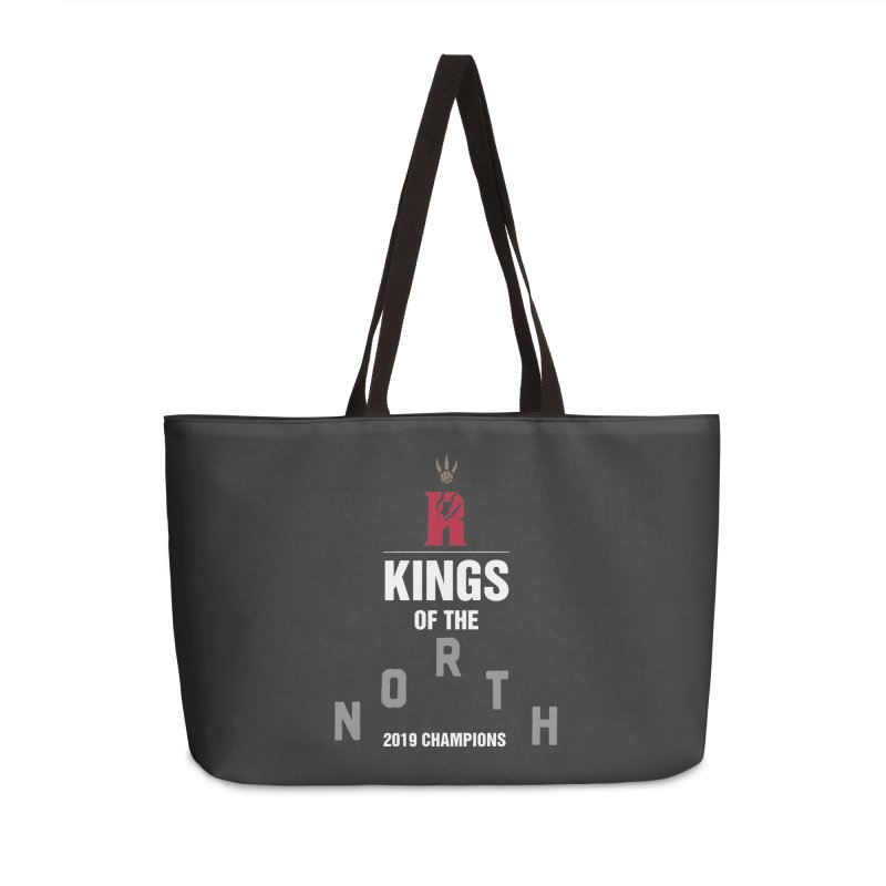 Kings of the NORTH | Champion Edition Accessories Weekender Bag Bag by Silli Philli Produktionz