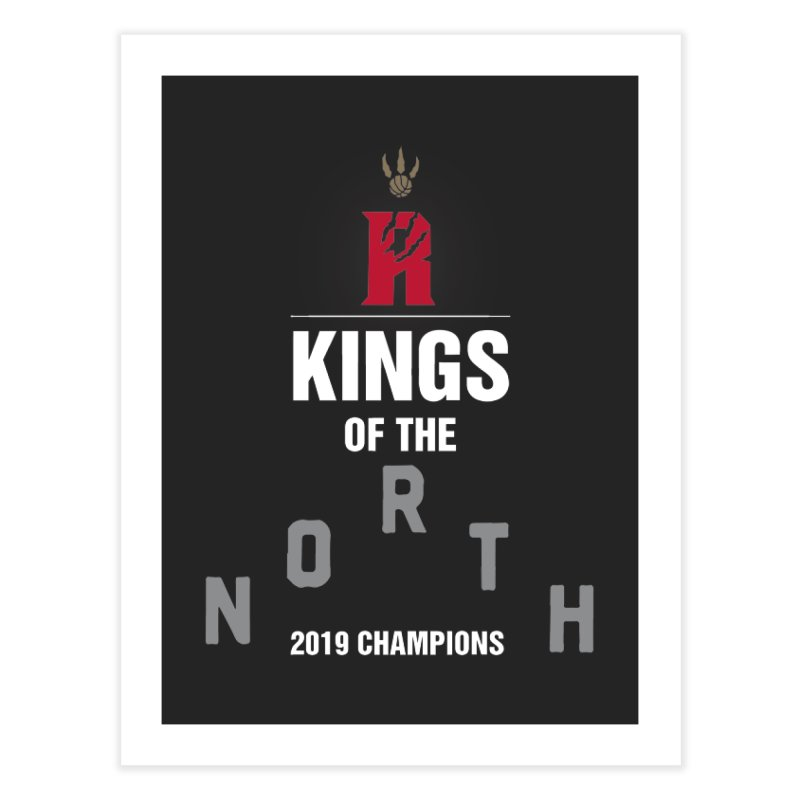 Kings of the NORTH | Champion Edition Home Fine Art Print by Silli Philli Produktionz