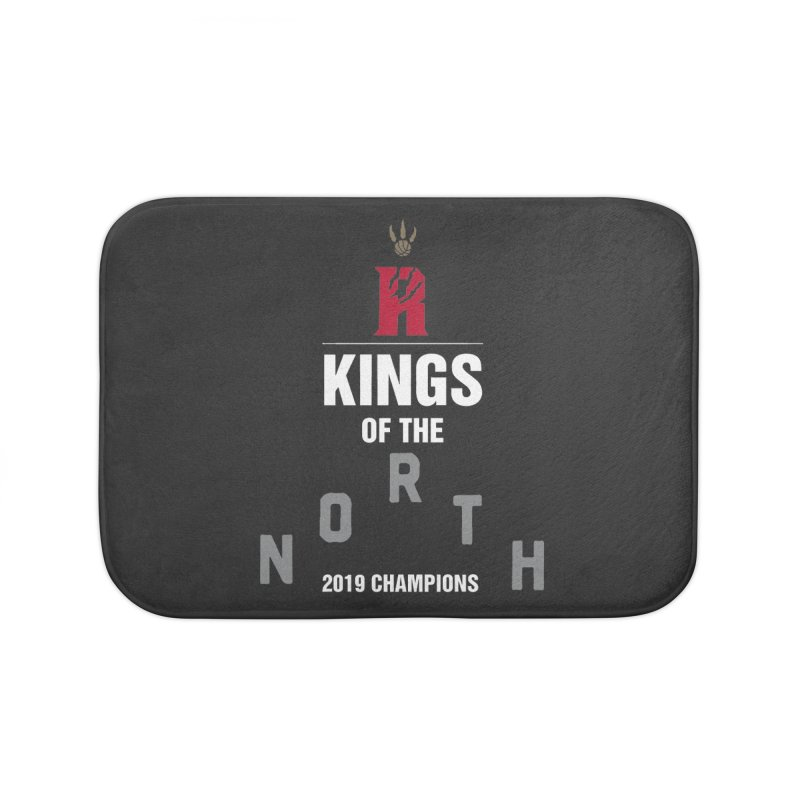 Kings of the NORTH | Champion Edition Home Bath Mat by Silli Philli Produktionz