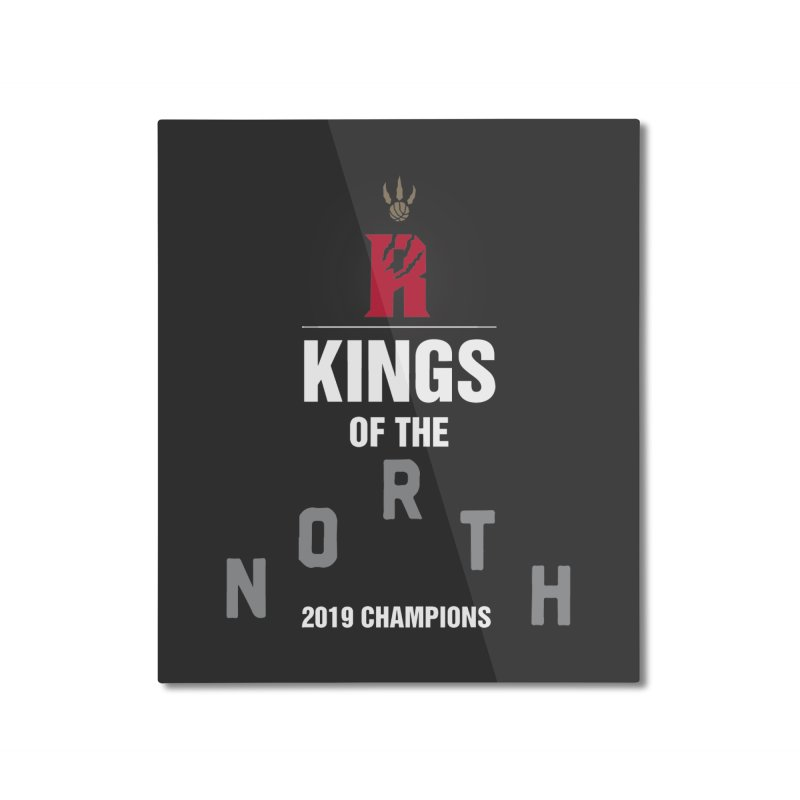 Kings of the NORTH | Champion Edition Home Mounted Aluminum Print by Silli Philli Produktionz