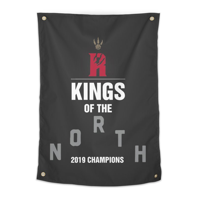 Kings of the NORTH | Champion Edition Home Tapestry by Silli Philli Produktionz