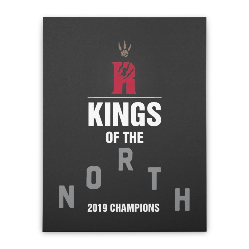 Kings of the NORTH | Champion Edition Home Stretched Canvas by Silli Philli Produktionz | Custom Prints
