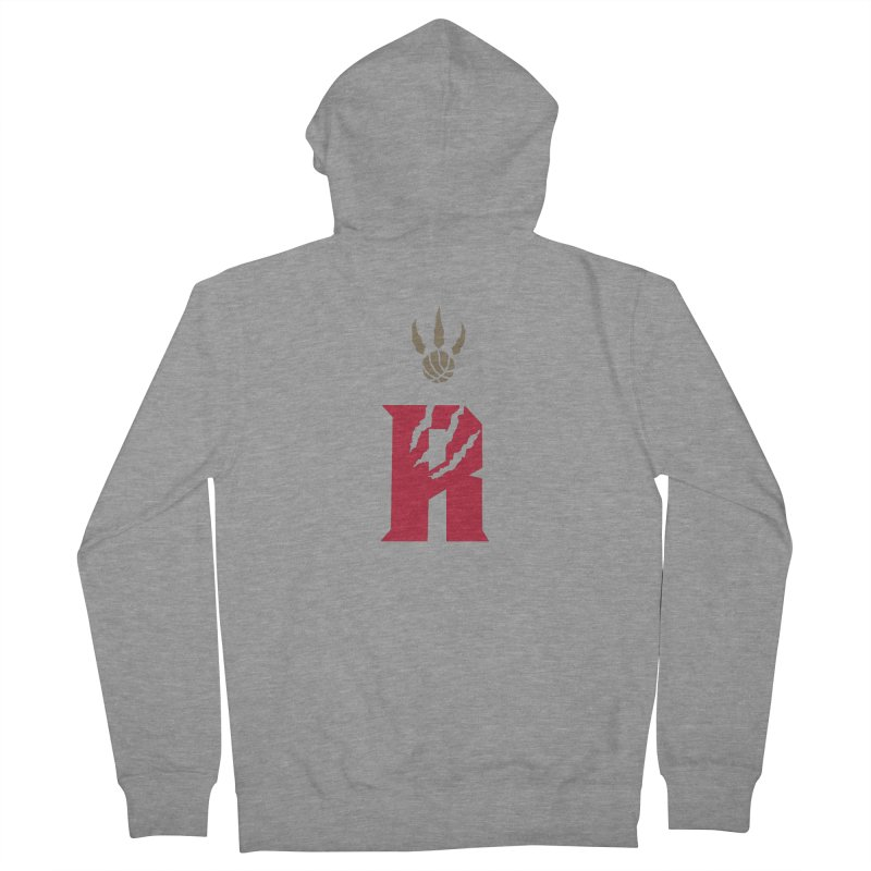 [Toronto] Raptors R Kings Men's French Terry Zip-Up Hoody by Silli Philli Produktionz