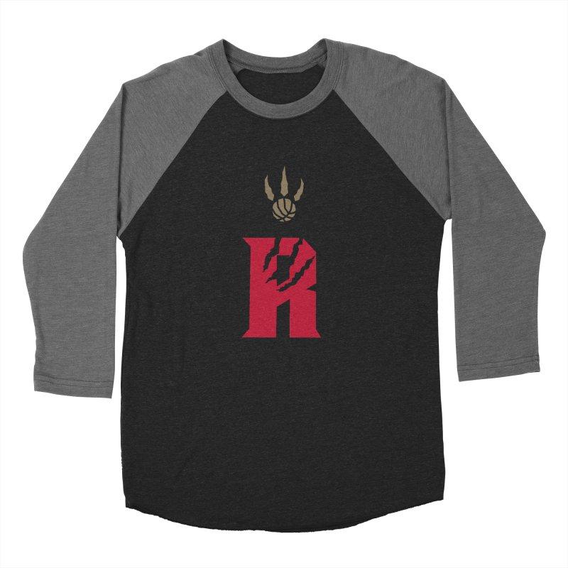 [Toronto] Raptors R Kings Women's Baseball Triblend Longsleeve T-Shirt by Silli Philli Produktionz