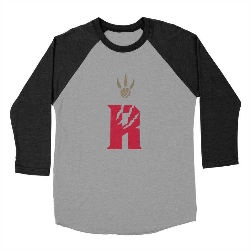 [Toronto] Raptors R Kings Women's Baseball Triblend Longsleeve T-Shirt by Silli Philli Produktionz
