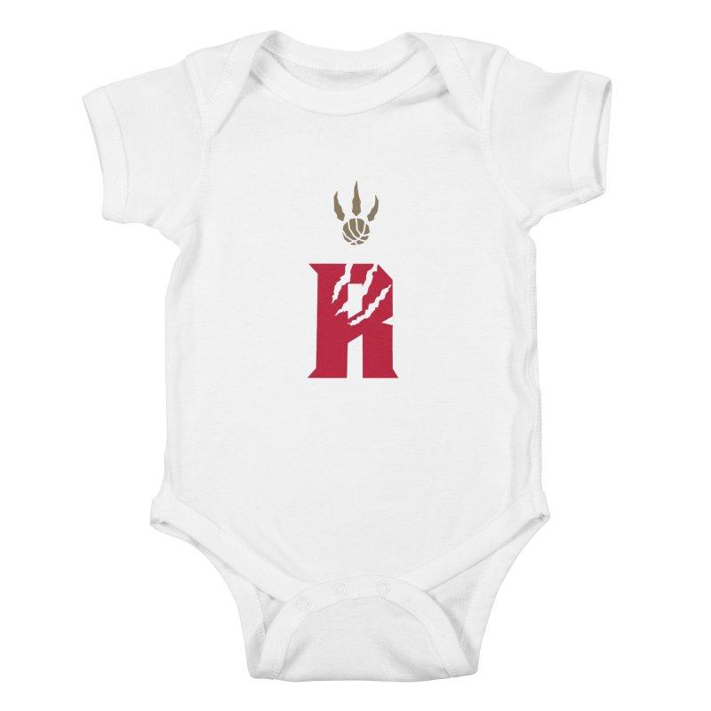 [Toronto] Raptors R Kings Kids Baby Bodysuit by Silli Philli Produktionz | Custom Prints
