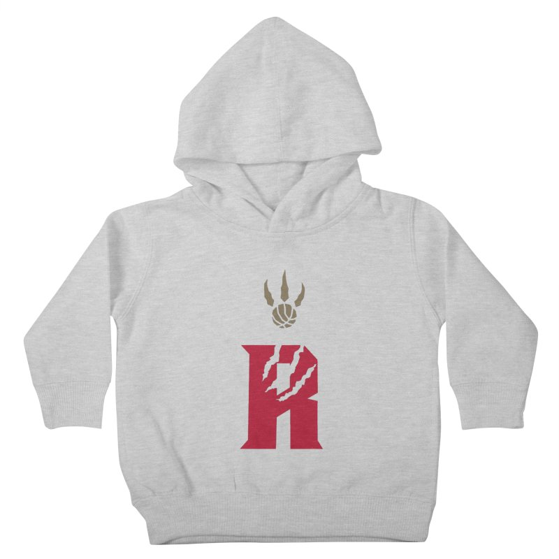 [Toronto] Raptors R Kings Kids Toddler Pullover Hoody by Silli Philli Produktionz