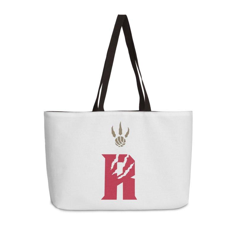 [Toronto] Raptors R Kings Accessories Weekender Bag Bag by Silli Philli Produktionz