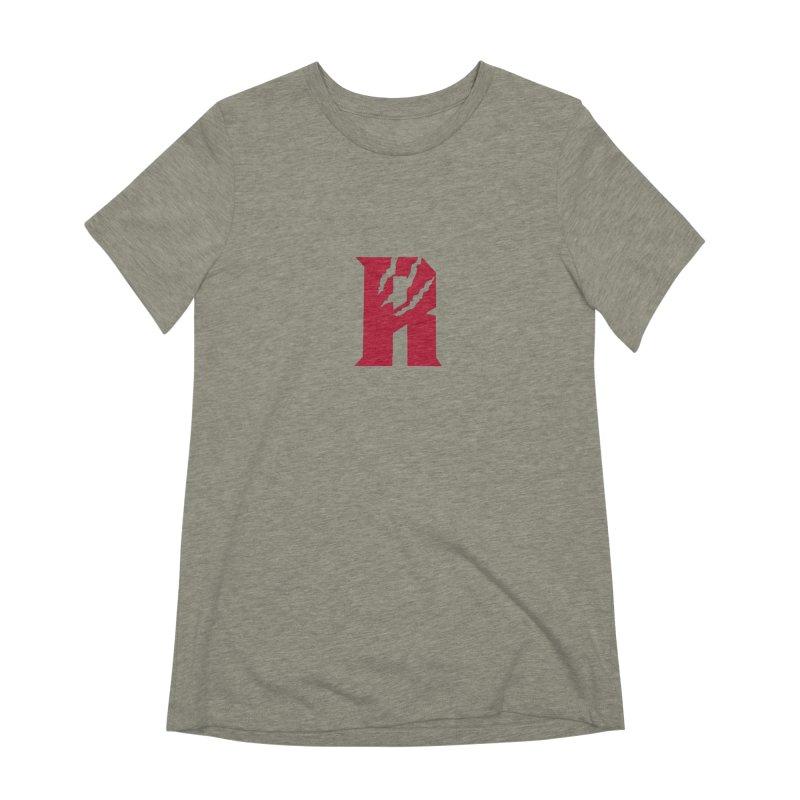 Raptors R Women's Extra Soft T-Shirt by Silli Philli Produktionz | Custom Prints