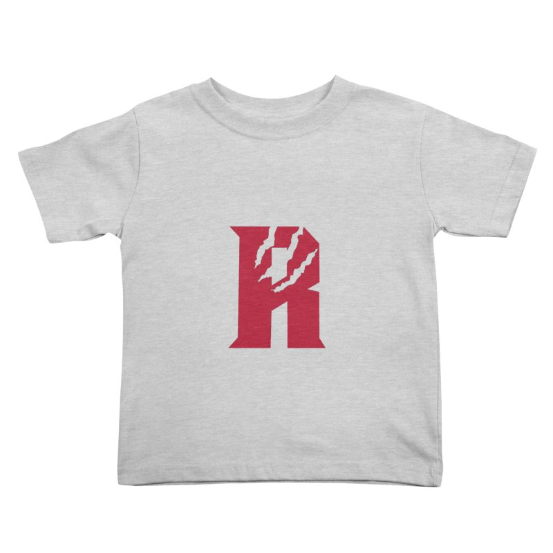 Raptors R Kids Toddler T-Shirt by Silli Philli Produktionz