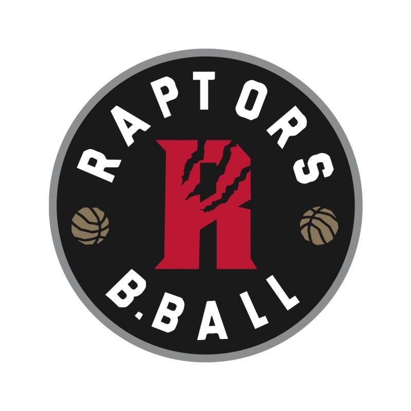 [Toronto] Raptors B.Ball - Grey by Silli Philli Produktionz