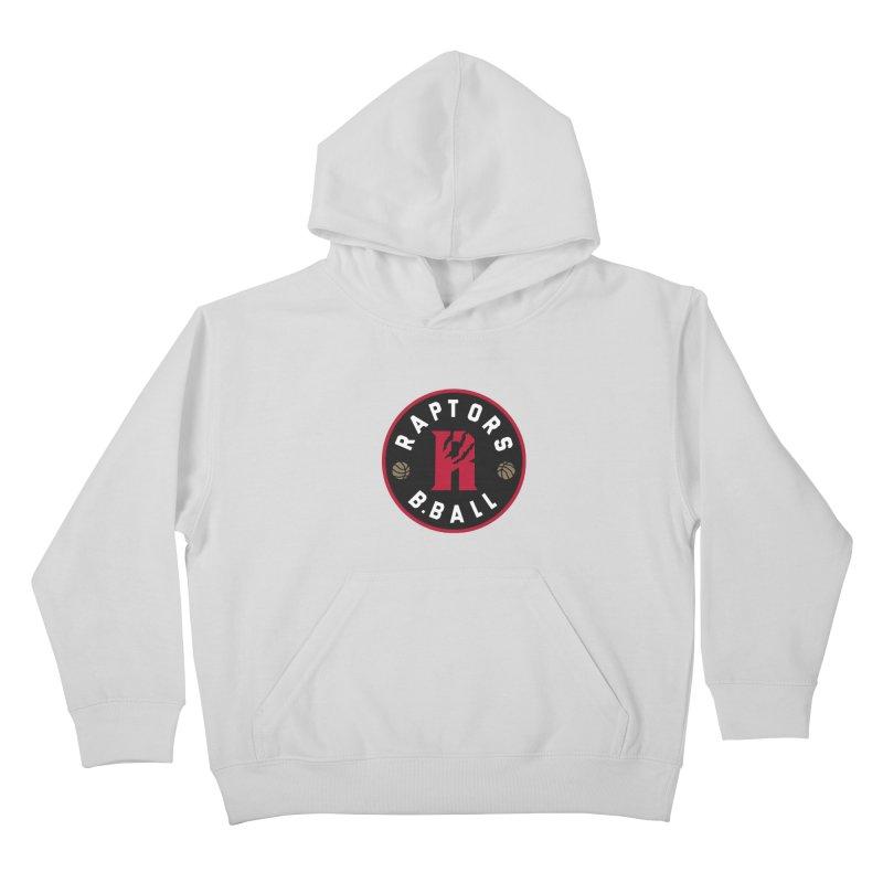 [Toronto] Raptors B.Ball - Red Kids Pullover Hoody by Silli Philli Produktionz
