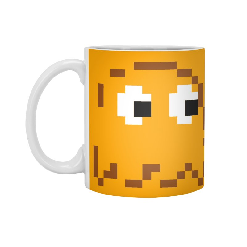 Pacman | Ghost-Clyde Accessories Mug by Silli Philli Produktionz