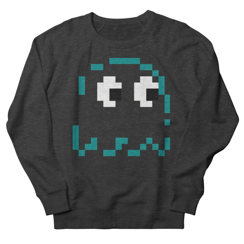 Pacman | Ghost Inky Men's Sweatshirt by Silli Philli Produktionz