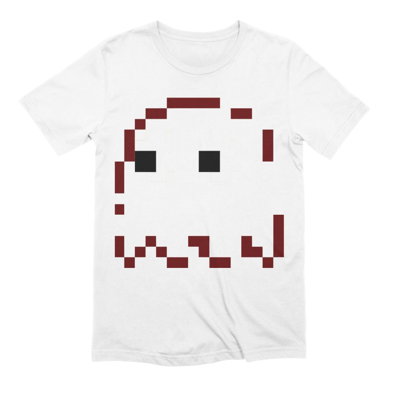Pacman | Ghost Blinky Men's Extra Soft T-Shirt by Silli Philli Produktionz
